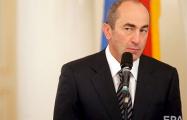 В Ереване начался суд на бывшим президентом Робертом Кочаряном