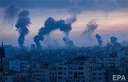 Израиль и Палестина продолжают обмениваться авиаударами