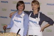 Philips установил рекорд СНГ по скоростному приготовлению салата «Оливье»