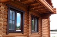 Какие окна поставить на даче