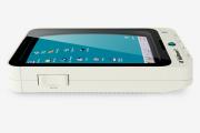 Показан смартфон на Windows95