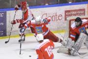 Команда Президента Беларуси обыграла дружину Гродненской области в первом матче финальной серии Пятых республиканских любительских соревнований по хоккею