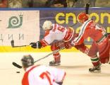 Команда Президента Беларуси выиграла Пятые республиканские любительские соревнования по хоккею (ВИДЕО)