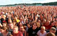 Под Минском отгремел  фестиваль на 20 тысяч человек