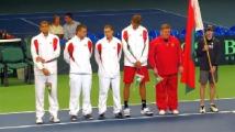 После победы над боснийцами сборная Беларуси поднялась на 46-е место в рейтинге Кубка Дэвиса