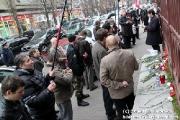В Бресте почтили жертв минского теракта (Фото)