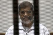 Приговоренный к казни Мурси пожаловался на плохое питание в тюрьме
