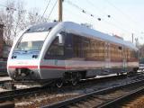 Первый одновагонный дизель-поезд БЖД начнет перевозить пассажиров в конце апреля