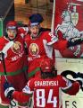 Юношеская сборная Беларуси по хоккею одержала вторую победу на чемпионате мира