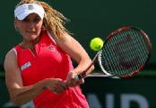 Ольга Говорцова вышла в четвертьфинал теннисного турнира в Барселоне