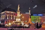 Украинские курорты пользуются популярностью у белорусов в любое время года