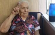 88-летняя белоруска: Свергнем таракана!