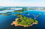 Пять самых больших островов Беларуси