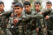 Курдские отряды на севере Ирака перешли в наступление