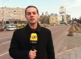 Корреспондент ОНТ вспомнил про права журналиста