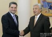 Саргсян и Мартынов обсудили вопросы экономического сотрудничества