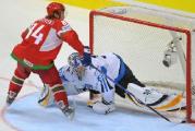 Юношеская сборная Беларуси по хоккею вышла в группу А дивизиона I чемпионата мира