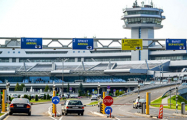 В аэропорту Минск теперь можно забронировать место на платной стоянке