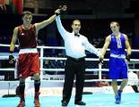 Виталий Бондаренко вышел в полуфинал европейского отборочного турнира по боксу на Олимпиаду-2012