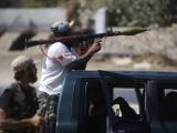 Повстанцы захватили воинскую часть на окраине Триполи
