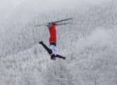 Белорусская фристайлистка снялась с Олимпиады из-за травмы