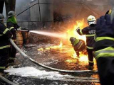 При пожаре в корейском тире погибли 10 человек