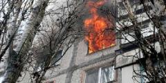 Два человека погибли при пожарах в Рогачевском районе за минувшие сутки