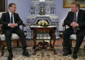 Кобяков и Медведев встретятся в Санкт-Петербурге