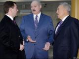Назарбаев: Единое экономическое пространство Казахстана, России и Беларуси - равноправное объединение