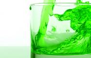 Сетевую воду в Минске окрасят в зеленый цвет