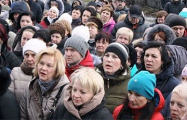 В Барановичах запретили митинг против падения уровня жизни