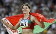 Метательница молота Оксана Менькова обновила рекорд Беларуси на турнире на призы Евгения Шукевича в Бресте