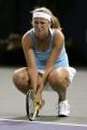 Виктория Азаренко проиграла Марии Шараповой в финале теннисного турнира в Штутгарте