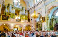 В Пинске проходит крупнейший в Восточной Европе органный фестиваль