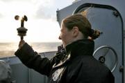 Франция допустит женщин на атомные подводные ракетоносцы