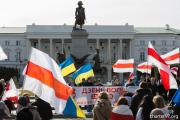День воли в Варшаве: За нашу и вашу свободу!