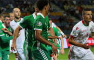 ЧЕ-2020: В матче Беларусь - Северная Ирландия пока нулевая ничья
