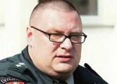 Главу конной полиции Вильнюса освободили