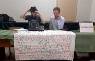 Логвинец: На моем участке «выборы» не состоялись