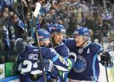 «Динамо» одержало третью победу подряд в чемпионате КХЛ