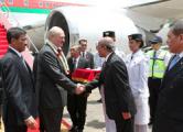 Лукашенко привез с собой в Индонезию 80 человек