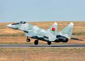 Полеты военных самолетов над Беларусью приостановлены