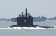 Президент Индонезии объявил утонувшей подлодку с 53 военными на борту