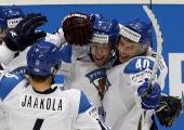 Сборная Беларуси на старте чемпионата мира по хоккею проиграла Финляндии с минимальным счетом
