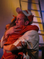 """Гомельский театр кукол представил спектакль для взрослых """"Над пропастью во ржи"""""""
