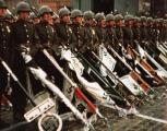 В честь Дня Победы Союз молодежи стран СНГ организует праздничное шествие в Москве