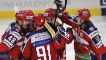 Сборная России с победы над Латвией стартовала на чемпионате мира по хоккею