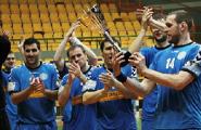 Гандболисты минского СКА стали обладателями Кубка Беларуси