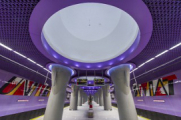 В Варшаве открыли вторую линию метро