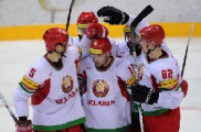 Солигорская хоккейная школа получит Br50 млн. за победный гол Евгения Ковыршина в ворота сборной Казахстана